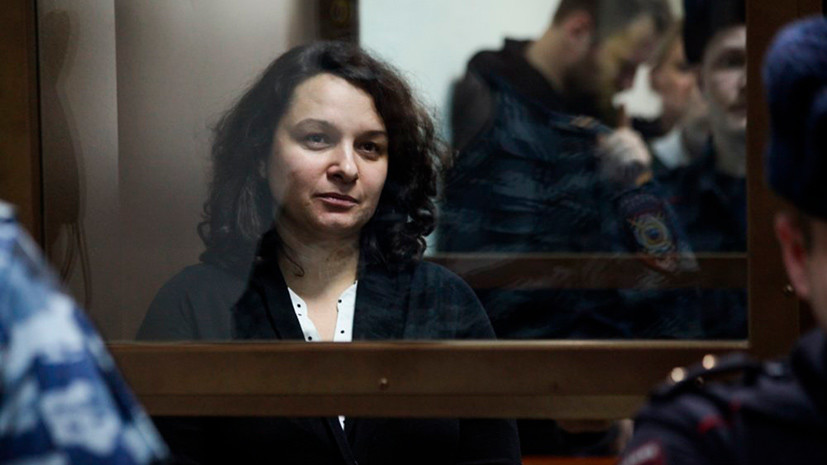 Дочь погибшего пациента прокомментировала решение Мосгорсуда по делу врача Мисюриной