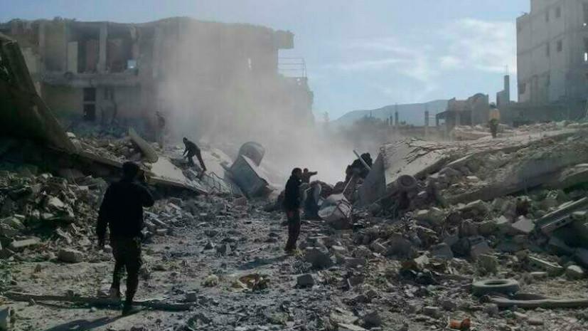 В Госдуме прокомментировали заявление Госдепа об ответственности России за химатаки в Сирии