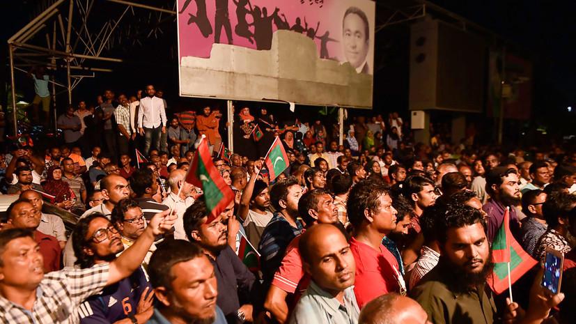 «Политическая лихорадка»: на Мальдивах введено чрезвычайное положение
