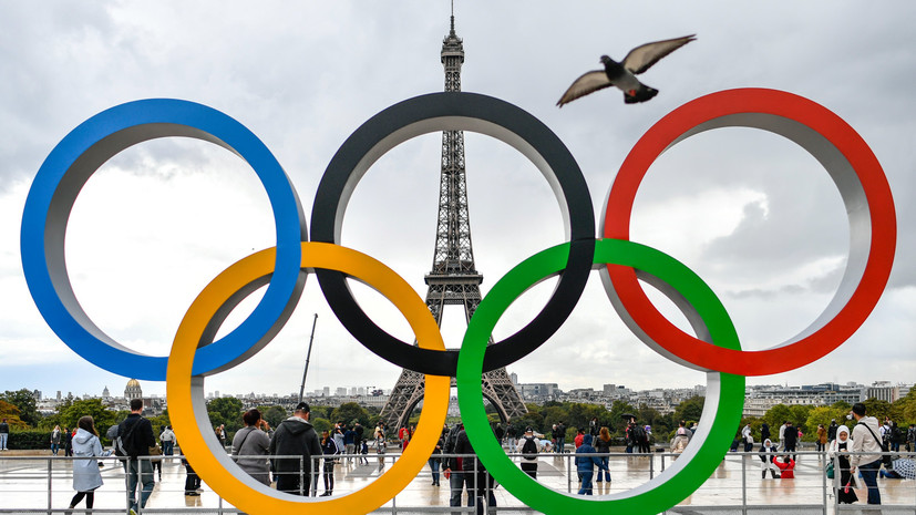 Олимпиада и Паралимпиада 2024 года в Париже будут проведены раньше запланированного срока