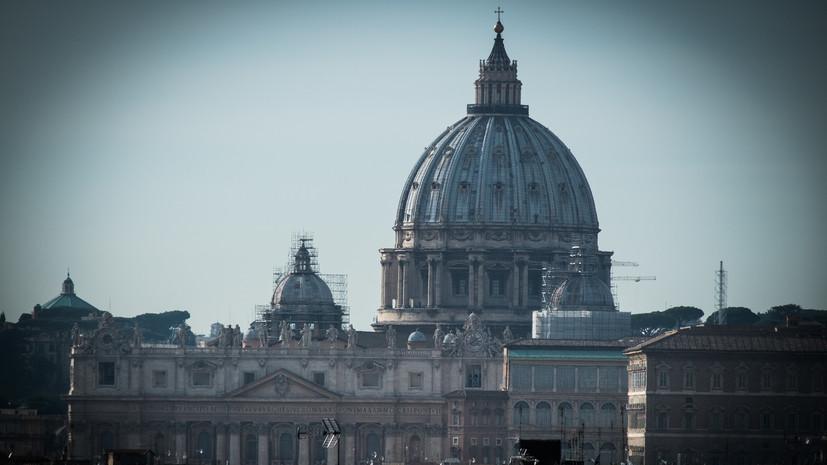 Фетисов: папа римский поможет организовать хоккейный матч на Северном полюсе