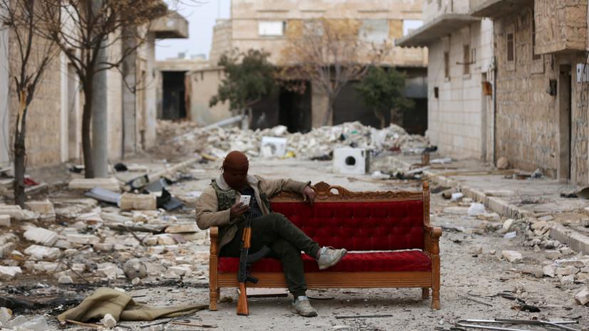 В зонах деэскалации в Сирии за сутки зафиксировано восемь нарушений режима перемирия