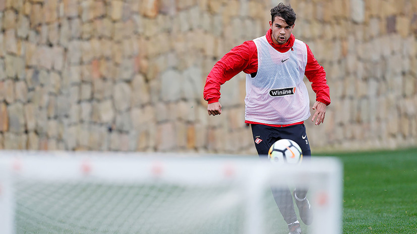 Футболист «Базеля»: Ерёменко не тренировался с основной командой, я ни разу не видел его в деле