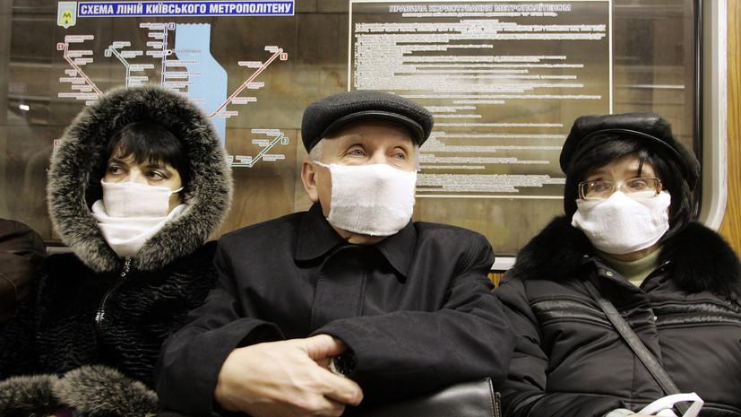 Вакцин от кори Украине хватит всего на 10 дней