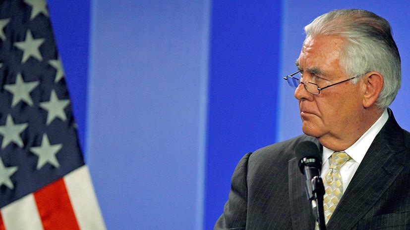 В Совфеде назвали истерией заявление Тиллерсона о планах России вмешаться в выборы в США