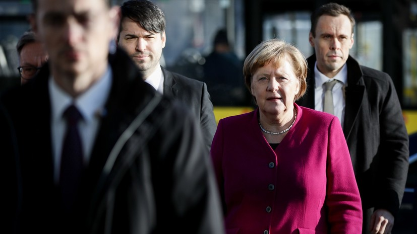СМИ: Блок Меркель и социал-демократы пришли к соглашению по правительственной коалиции