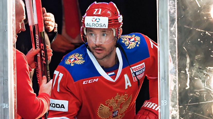 Ковальчук считает, что Россия способна обыграть Канаду и с хоккеистами НХЛ