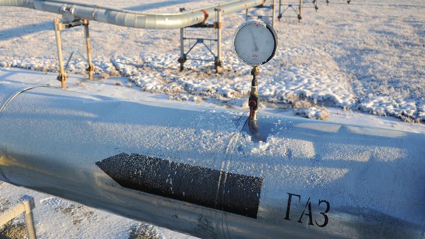 «Нафтогаз» планирует возобновить закупки газа у России в марте
