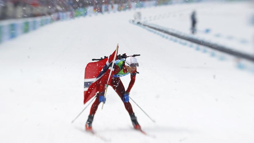Врач объяснила, зачем норвежским спортсменам понадобилось шесть тысяч противоастматических препаратов