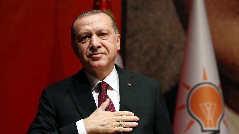 Эрдоган выразил соболезнования в связи с гибелью российского лётчика Филипова в Сирии