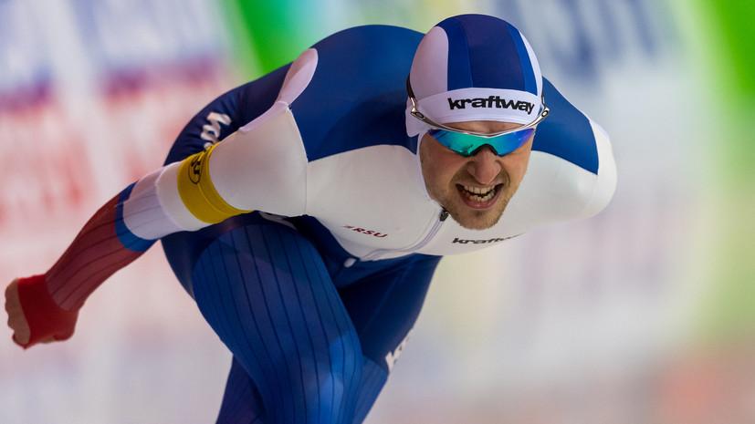 Юсков назвал лицемерием ситуацию с недопуском российских спортсменов до ОИ-2018