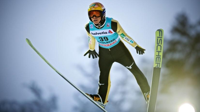 Японский летающий лыжник Касаи первым в истории выступил на восьми зимних Олимпиадах