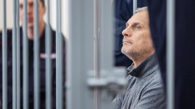 «Руководил ОПГ»: суд приговорил экс-губернатора Сахалинской области Хорошавина к 13 годам колонии строгого режима
