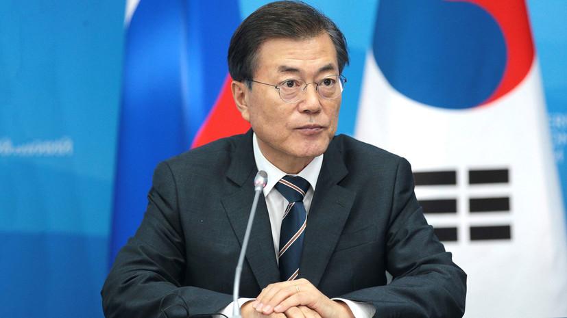 СМИ: Сестра Ким Чен Ына может пригласить президента Южной Кореи в КНДР