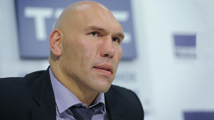 Валуев назвал «политической игрой» решение CAS отклонить апелляции российских спортсменов