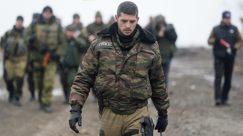 В ДНР заявили об установлении всех причастных к убийству Гиви