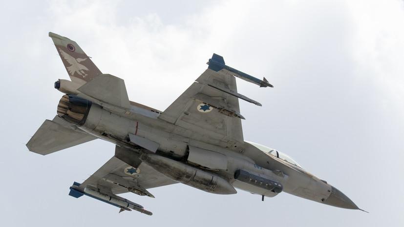 СМИ: Сирийские системы ПВО подбили самолёты ВВС Израиля в ответ на удар по военным объектам САР
