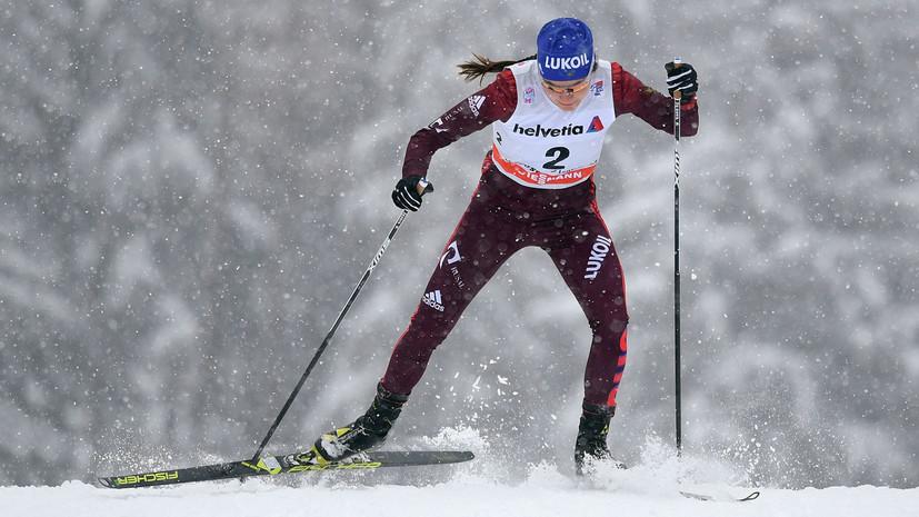 Шведская лыжница Калла стала первой олимпийской чемпионкой ОИ-2018 в Пхёнчхане