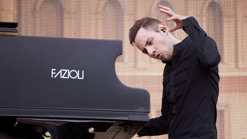 Пианист-виртуоз Петер Бенце рассказал об импровизациях и источнике вдохновения