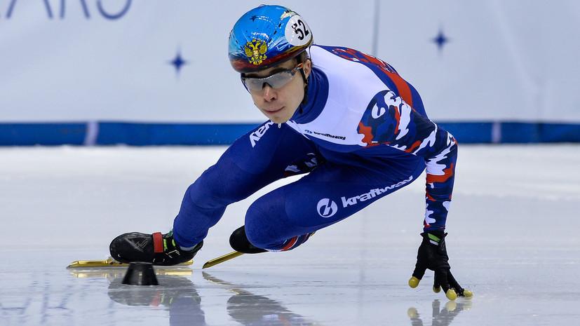 «Посвящаю медаль всем, кого подло и мерзко отстранили»: Елистратов завоевал бронзу Олимпийских игр на дистанции 1500 м