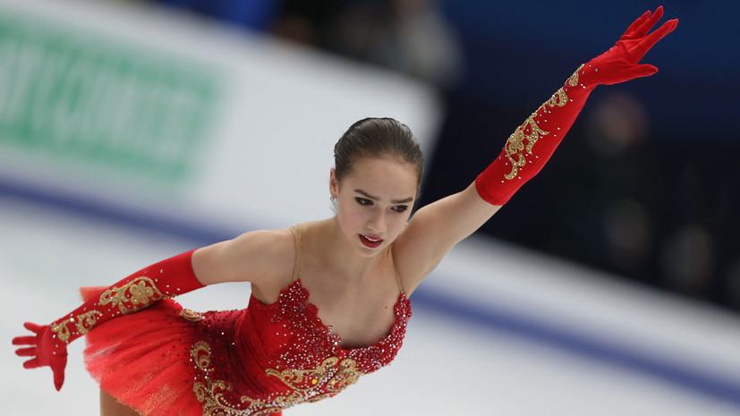 ОКР подтвердил замену Медведевой на Загитову в произвольной программе командного турнира на ОИ-2018