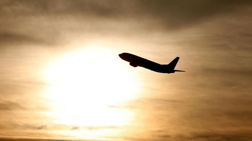 Источник: в Подмосковье разбился пассажирский самолёт Ан-148