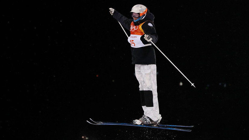 Три россиянки пробились в финал соревнований по могулу на ОИ-2018