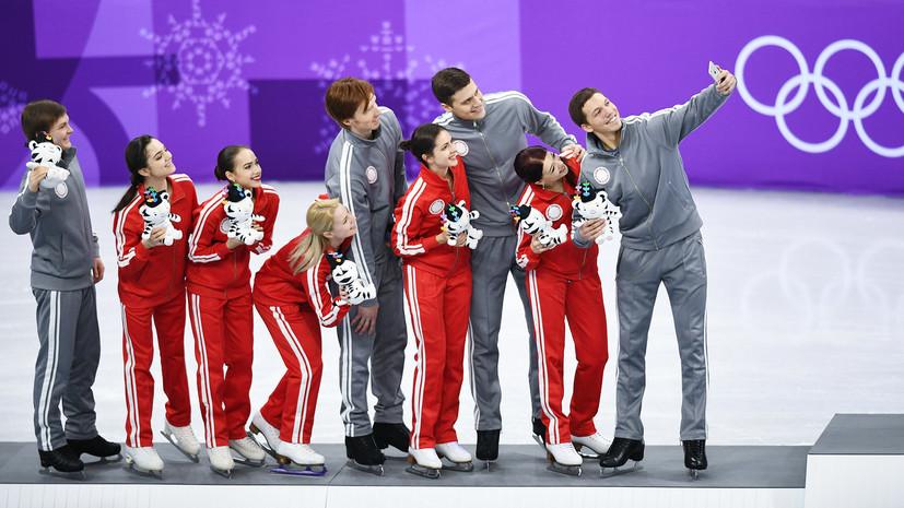 Коган: россияне не могли бороться за золото ОИ-2018 в фигурном катании из-за недопуска всех атлетов