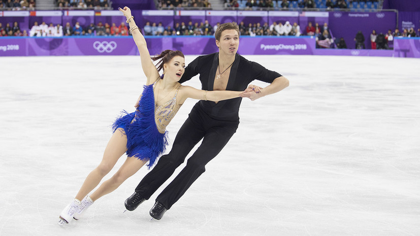 Фигуристка Боброва рассказала о разнице поддержки болельщиков на ОИ-2018 и Олимпиаде 2014 года в Сочи