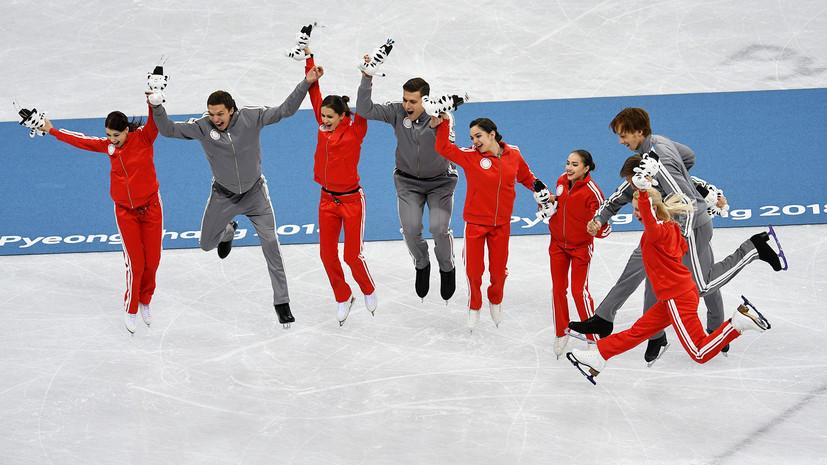 ВЦИОМ: 56% россиян верят, что спортсмены из РФ окажутся в тройке лидеров общего зачёта на ОИ-2018