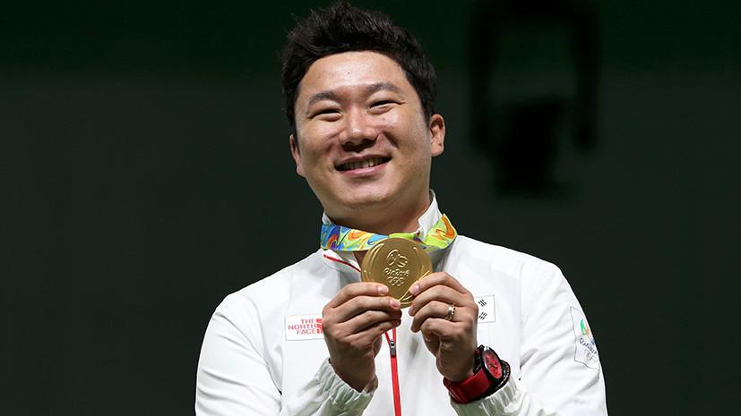 Олимпийский чемпион из Южной Кореи стал волонтёром на ОИ-2018