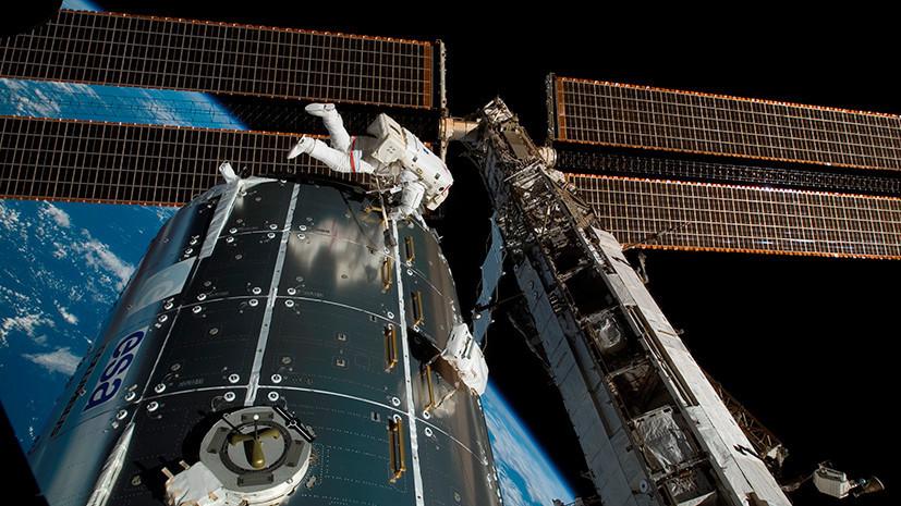 Космический бизнес: США намерены сделать МКС коммерческим проектом
