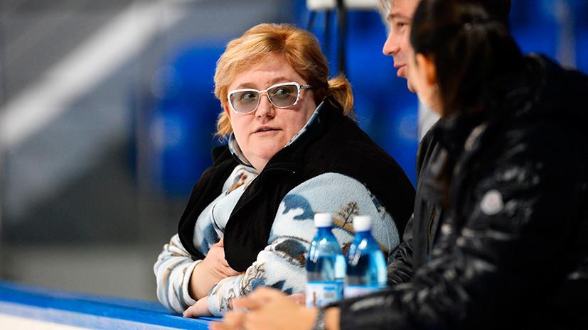 Тренер Мозер отреагировала на критические высказывания американки Вагнер в адрес Загитовой