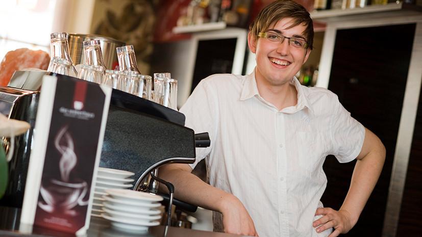 Дело молодое: начинающие российские предприниматели выбирают сферу торговли и услуг