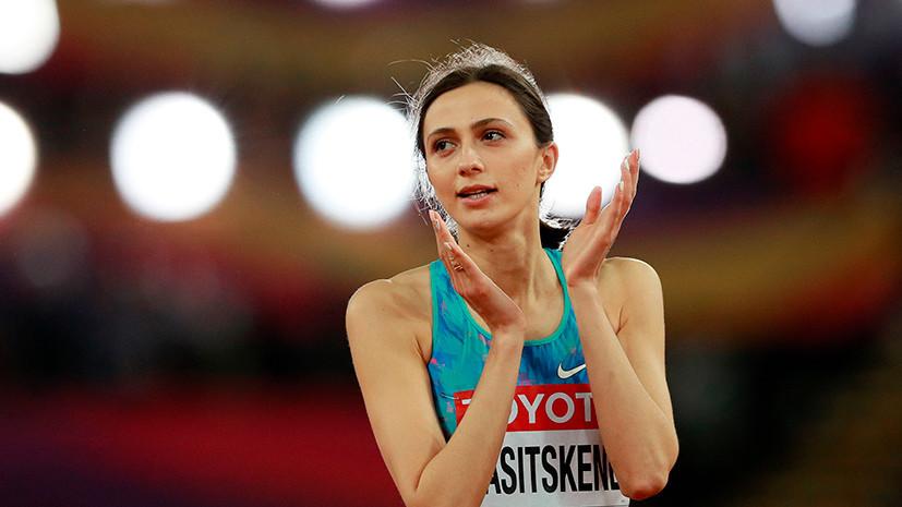 Легкоатлетка Ласицкене расстроена своим результатом на чемпионате России в помещении