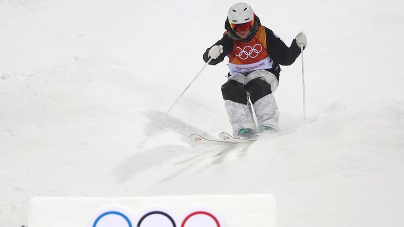 Фристайлистка Рахимова: когда приближается камера, хочется закрыть слова Olympic и Athlets, но нельзя