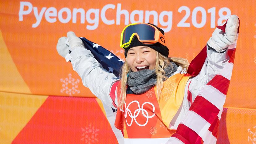 Джейми андерсон сноубордистка инстаграм