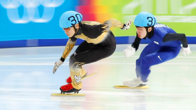 На Олимпиаде в Пхёнчхане произошло первое допинговое нарушение