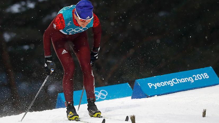 Непряева и Белорукова преодолели квалификационный этап спринта классическим стилем на ОИ-2018