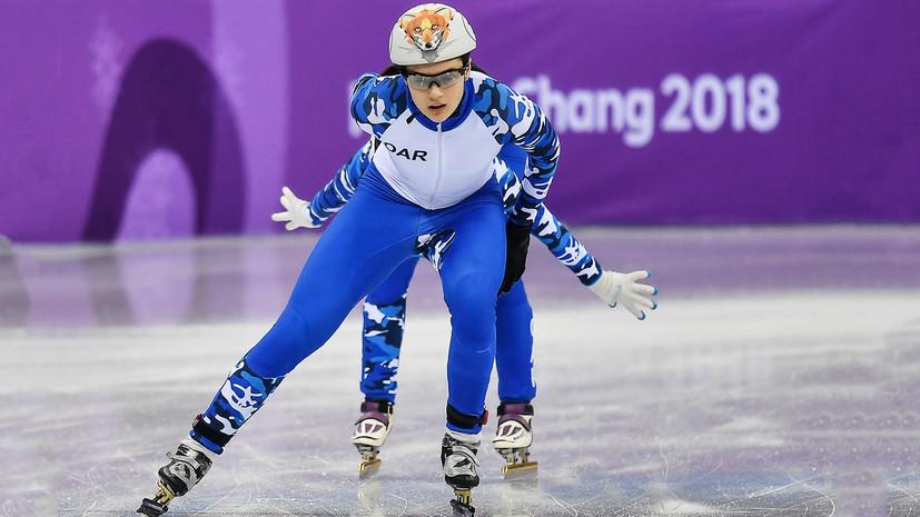 Шорт-трекистка Просвирнова вышла в полуфинал на дистанции 500 м