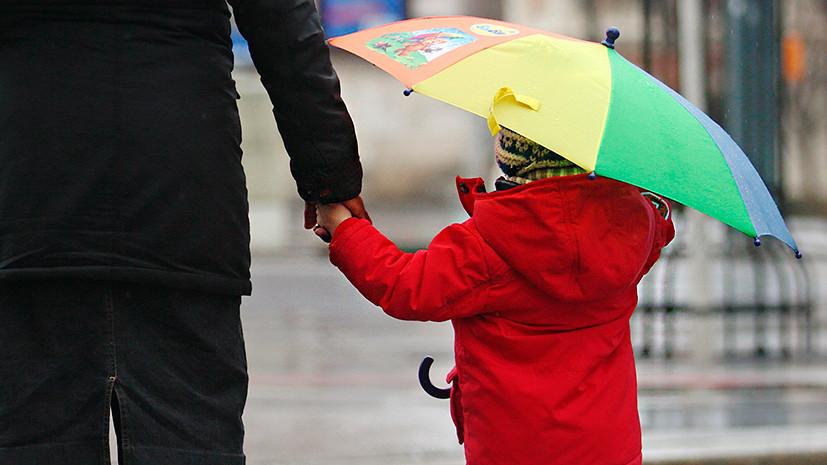 «Особо тяжкое преступление в любой стране»: в Австрии похищена трёхлетняя россиянка