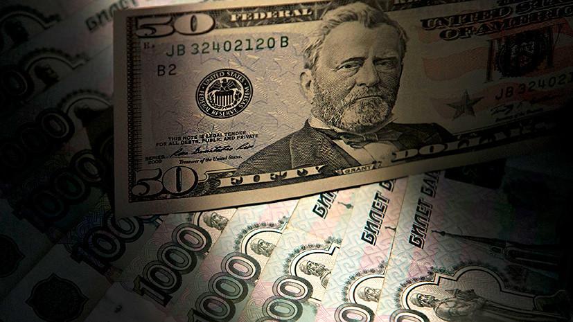 Белая полоса: рубль растёт к доллару США после рекордного снижения с начала года