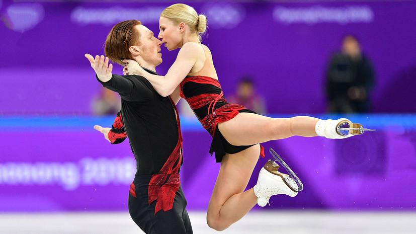 Начало положено: фигуристы Тарасова и Морозов стали вторыми в короткой программе на Олимпиаде в Пхёнчхане