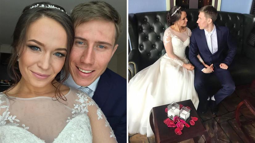 Скелетонистка Потылицына выйдет замуж за фристайлиста Денщикова перед его вылетом в Пхёнчхан на ОИ-2018