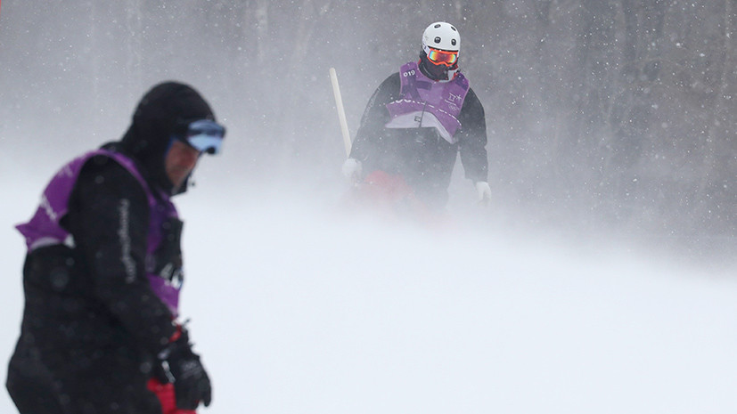 Отложенный старт: соревнования по биатлону и горнолыжному слалому на ОИ-2018 перенесены из-за урагана