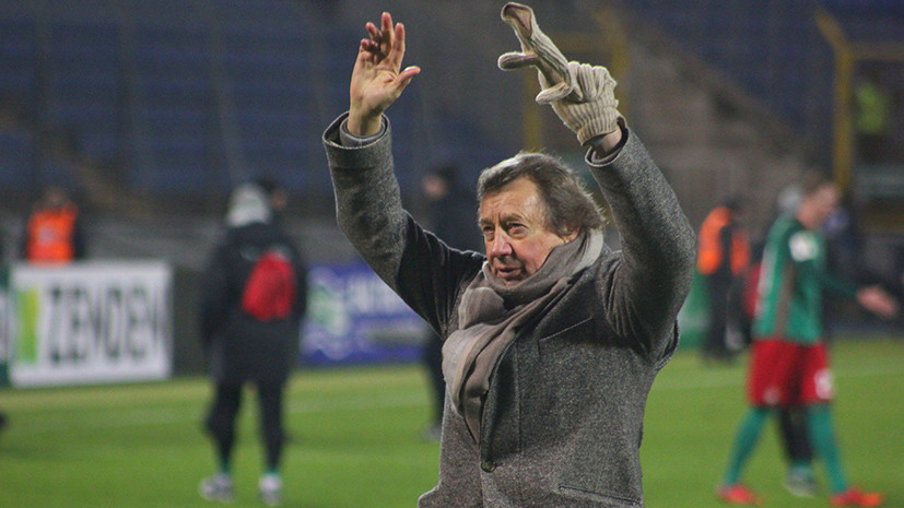 Сёмин заявил, что «Локомотив» не готов на 100% к матчу с «Ниццой» в ЛЕ