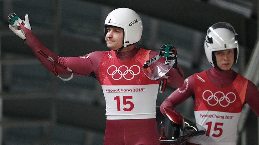 Саночник Богданов заявил, что без своего флага российские спортсмены чувствуют себя «бедными родственниками» на ОИ