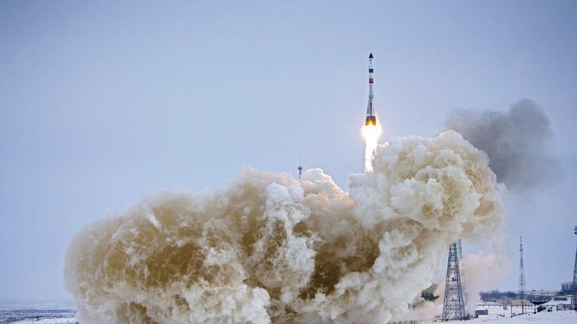 «Прогресс МС-08» пристыковался к МКС