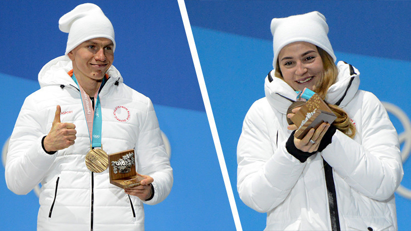 Лыжники Большунов и Белорукова стали заслуженными мастерами спорта