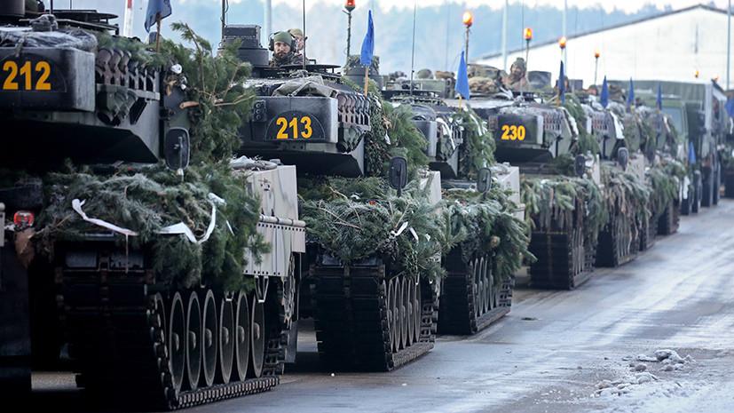«Очередной камень в сторону России»: зачем Европа создаёт «военный шенген»